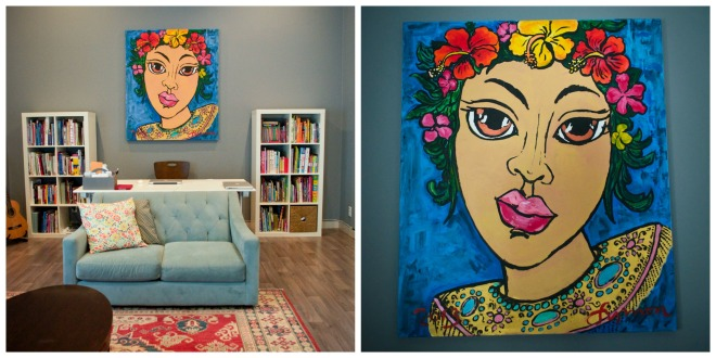 Erlina's Balinese Painting