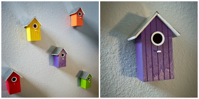 Erlina's Bird Houses