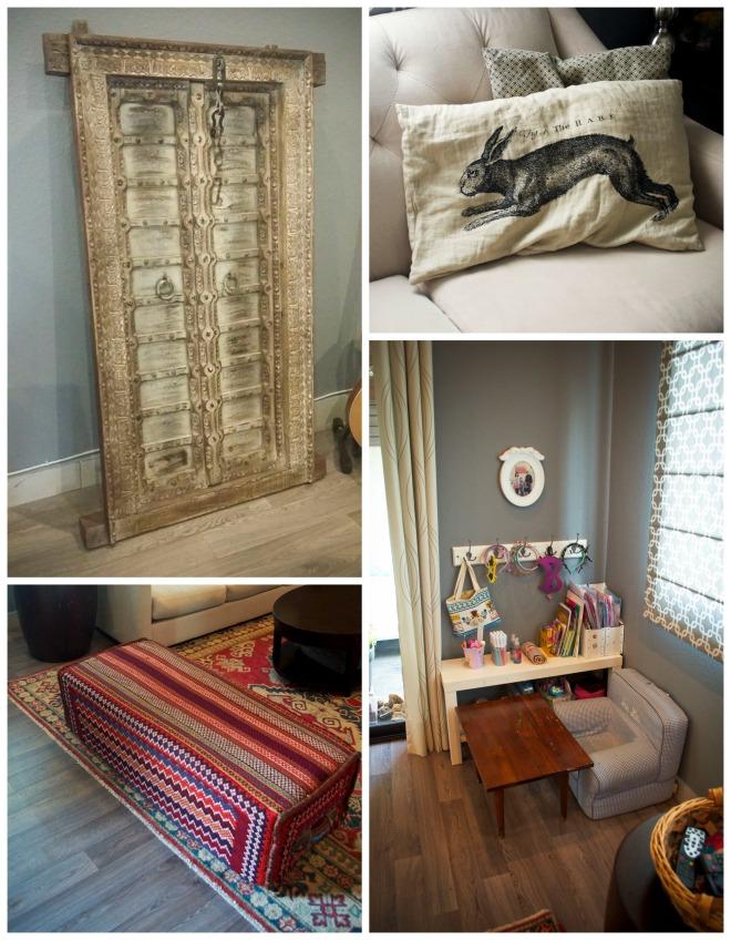 Erlina's Living Room Details