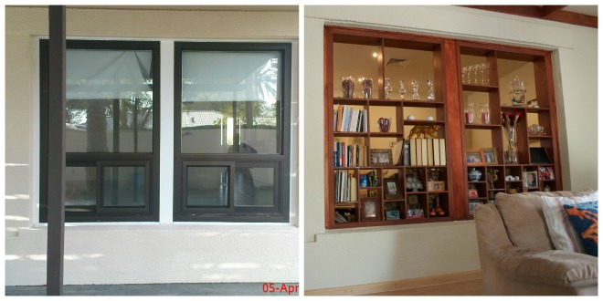 Window Transformation