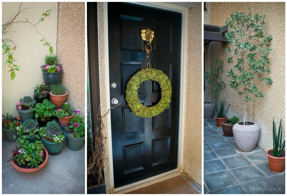 Teresa's Entrance