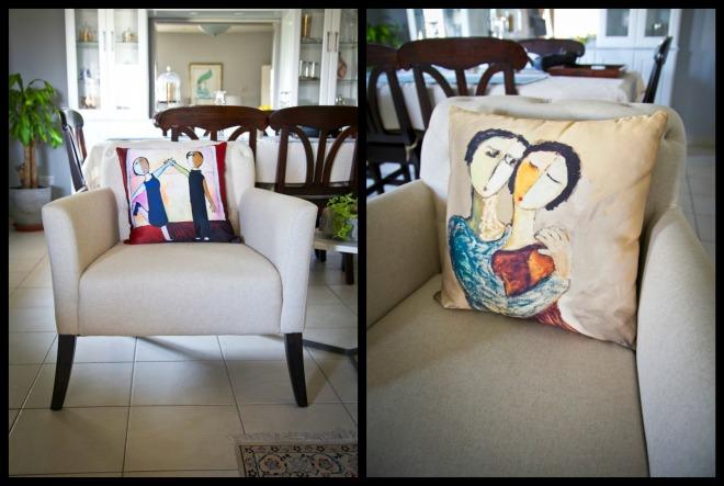 My DD Pillows