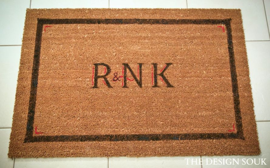 Doormat Finished