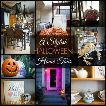 A Stylish Halloween Home Tour