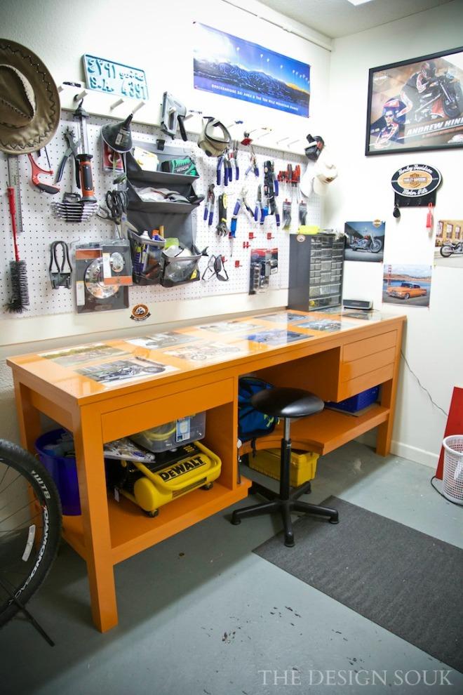 Aicha Garage Desk