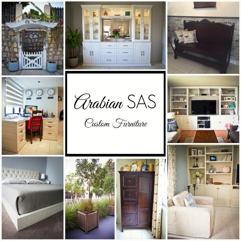 Arabian SAS Collage