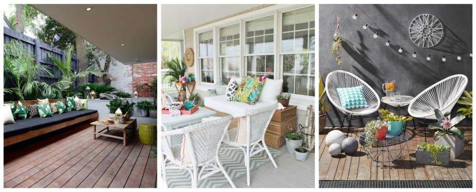 Photo Source: Katrina Chambers (left), City Farmhouse (center), Stylish 365 (right)