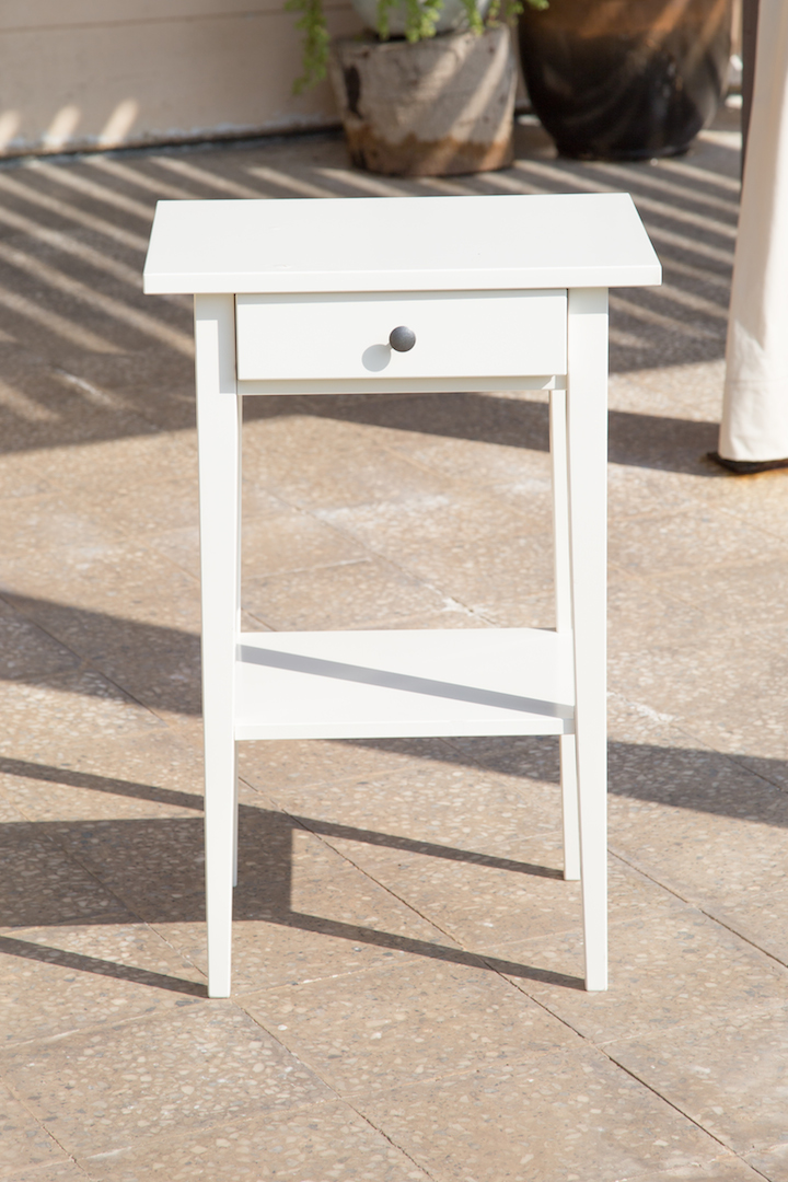 My Ikea Hemnes Nightstand Makeover With Annie Sloan Chalk Paint The Design Souk